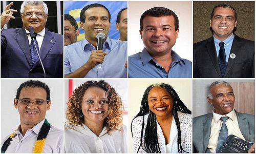 VEJA A AGENDA DOS CANDIDATOS À PREFEITURA DE SALVADOR
