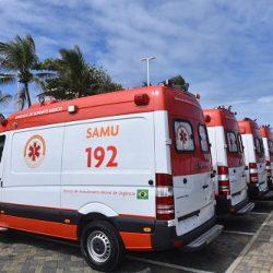 SAMU DE SALVADOR REGISTRA MAIS DE 10 MIL TROTES EM 4 MESES