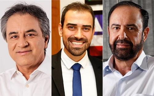 PESQUISA APONTA EMPATE TÉCNICO NA DISPUTA PELA PREFEITURA DE LUÍS EDUARDO MAGALHÃES