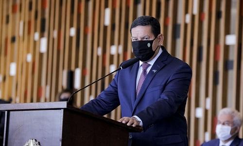 MOURÃO NÃO DESCARTA DISPUTAR SENADO EM 2022