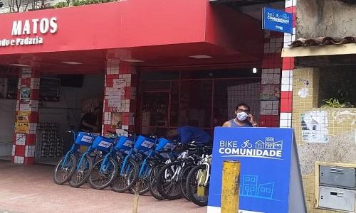 BIKE COMUNIDADE CHEGA À REGIÃO DO RIO VERMELHO
