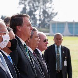 BOLSONARO COORDENA HOJE 38ª REUNIÃO COM MINISTROS