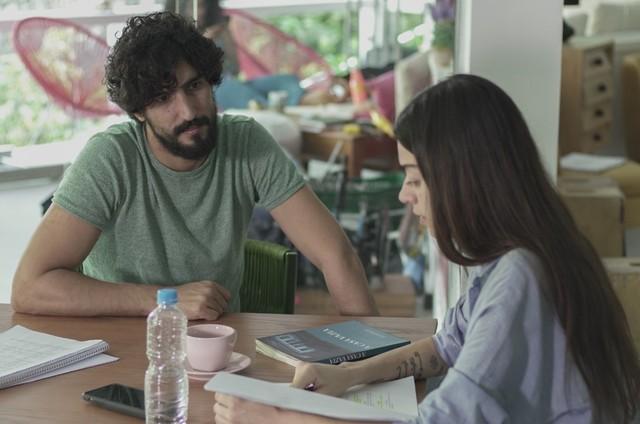 THAILA AYALA E RENATO GÓES FAZEM FILME JUNTOS DURANTE PANDEMIA