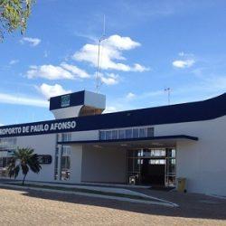 AEROPORTO DE PAULO AFONSO SERÁ ADMINISTRADO PELO GOVERNO