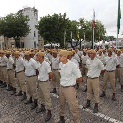 FEIRA E CONQUISTA CONTARÃO COM REFORÇO POLICIAL NO 2° TURNO