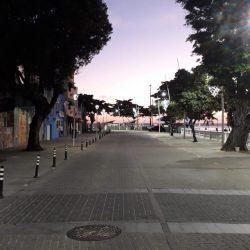 ACOMPANHE AS PRIMEIRAS HORAS DA OPERAÇÃO 'RÉVEILLON BARRA LIMPA'