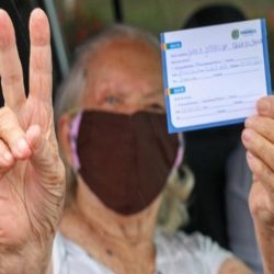 SALVADOR COMEÇA A VACINAR IDOSOS COM MAIS DE 90 ANOS A PARTIR DA TERÇA-FEIRA; CONFIRA PROGRAMAÇÃO