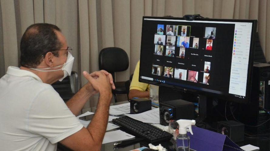 DEPUTADOS ESTADUAIS APROVAM CRIAÇÃO DE FUNDO PARA PONTE