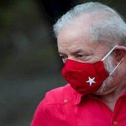 EM PESQUISA DA XP LULA APARECE NA FRENTE DE BOLSONARO