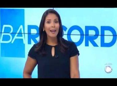 TV ITAPOAN DESLIGA LAIS CAVALCANTE E ENCERRA BARECORD
