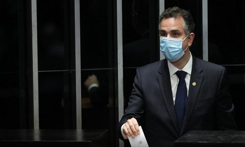 """TODOS DEVEM RESPEITAR A """"HARMONIA ENTRE OS PODERES"""", AFIRMA PACHECO"""