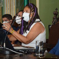 """DESRESPEITO COM SALVADOR"", DIZ VEREADORA MARTA RODRIGUES"