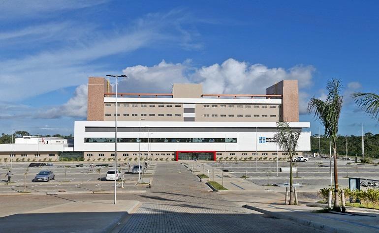 GOVERNO APRESENTA DETALHES DA PPP DO HOSPITAL METROPOLITANO