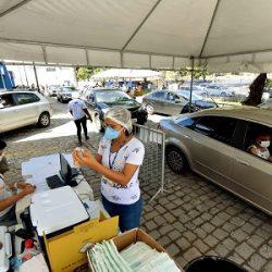 BAHIA TEM MAIS DE DE 1,4 MILHÃO VACINADOS COM 2ª DOSE