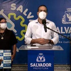 PREFEITURA DE SALVADOR LANÇA PACOTE DE ESTÍMULO À ECONOMIA COM PROGRAMA DE CRÉDITO DE R$ 10 MILHÕES; VEJA OUTRAS MEDIDAS