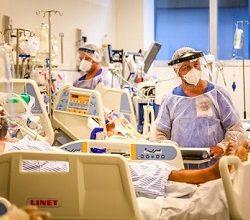 APENAS UM HOSPITAL DE SALVADOR SEGUE COM OCUPAÇÃO MÁXIMA DE LEITOS DE UTI ADULTO PARA COVID; MAS NÚMEROS AINDA SÃO ALARMANTES