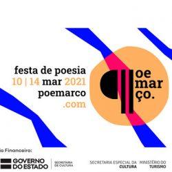 EM HOMENAGEM AO POETA ALMANDRADE PROJETO REALIZA FESTA DE POESIA VIRTUAL