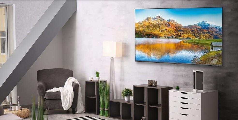 NOVAS SMART TVS PROMETEM QUALIDADE DE IMAGEM E SOM