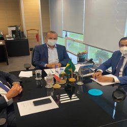 BRUNO REIS SE REÚNE COM MINISTROS DA SAÚDE E CIDADANIA EM BUSCA DE RECURSOS PARA SALVADOR