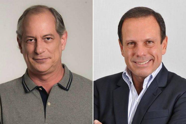 TERCEIRA VIA: SERIA POSSÍVEL UMA CHAPA UNINDO O PDT DE CIRO E O PSDB DE DÓREA?