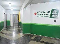 PREFEITURA DE FEIRA PEDE DADOS SOBRE HOSPITAL DE CAMPANHA