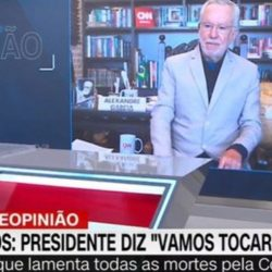 ALEXANDRE GARCIA AMEAÇA SE DEMITIR AO VIVO NA CNN; ASSISTA