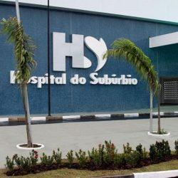 VOLUME DE INTERNAÇÕES NO HOSPITAL DO SUBÚRBIO SUBIU COM COVID
