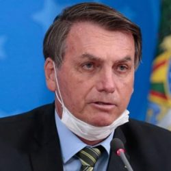 BOLSONARO VOLTA A PROMOVER A CLOROQUINA CONTRA COVID