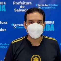 LEO PRATES ACUSA MINISTÉRIO DA SAÚDE DE NÃO SER JUSTO NA DISTRIBUIÇÃO DAS VACINAS