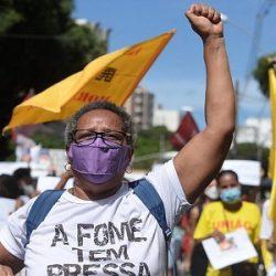 PT-BA FAZ NOVA ORIENTAÇÃO E RECOMENDA PARTICIPAÇÃO EM NOVOS PROTESTOS CONTRA BOLSONARO
