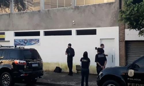 POLÍCIA FEDERAL INVESTIGA PREFEITURA DE CANDEIAS
