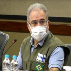 SAÚDE AGUARDA CASA CIVIL PARA NOMEAR SUBSTITUTA NO PNI
