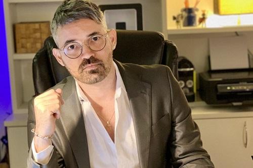 Presidente da Associação Baiana das Produtoras de Evento (ABAPE), Moacyr Villas Boas.