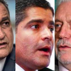 RUI, WAGNER E NETO ESPERAM O CENÁRIO CLAREAR E ROMA, LEÃO E OTTO TAMBÉM