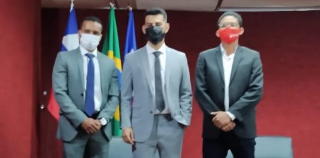 ITACARÉ: CONTROLADOR GERAL É ELEITO DIRETOR DA UCIB