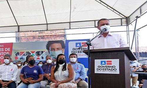 GOVERNO DO ESTADO INVESTE R$ 100 MILHÕES EM ESCOLAS DE SALVADOR